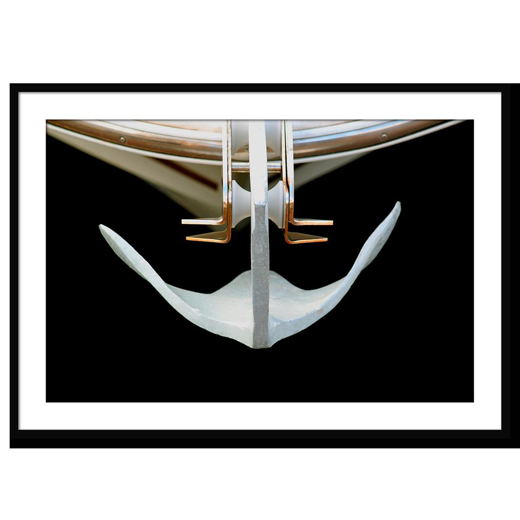 Utestående Anchor stort bilde - DEZTINÉ Art Collection - Fotokunst & Bilder FL-61