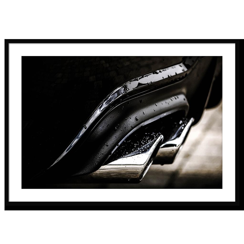 Utrolig Exhaust stort bilde - DEZTINÉ Art Collection - Fotokunst & Bilder GR-75