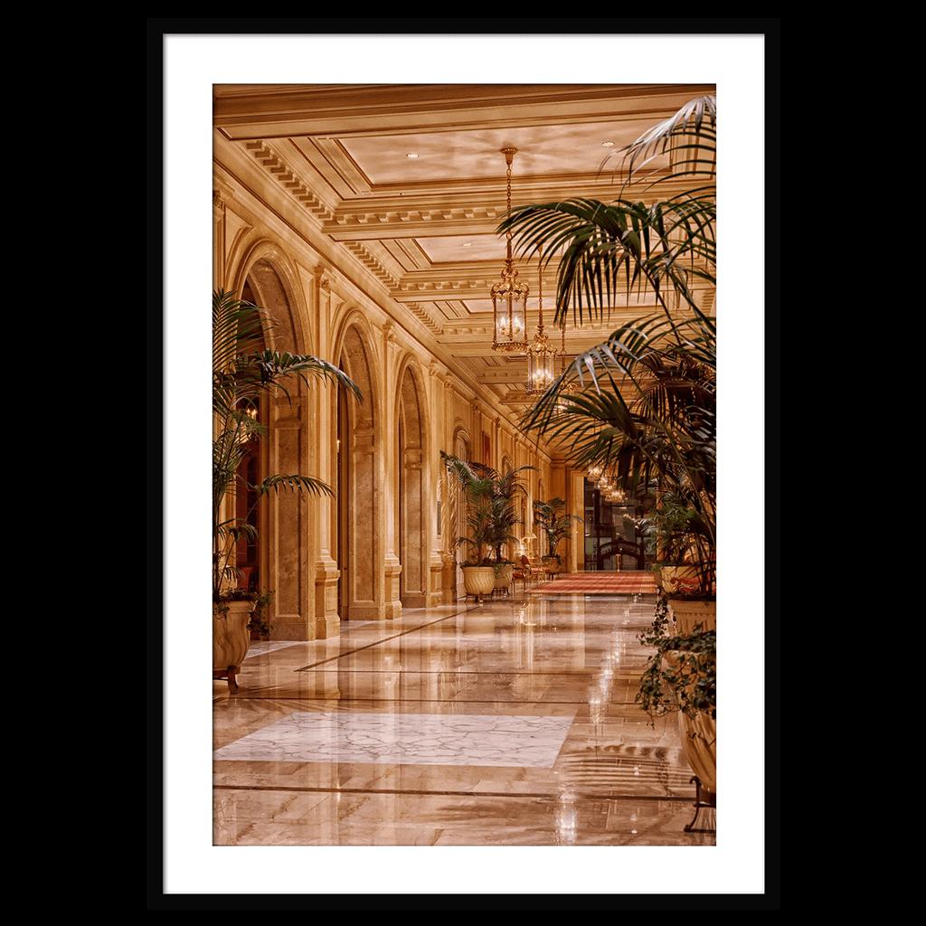 Ekstra Sheraton Palace stort bilde - DEZTINÉ Art Collection - Fotokunst JR-54